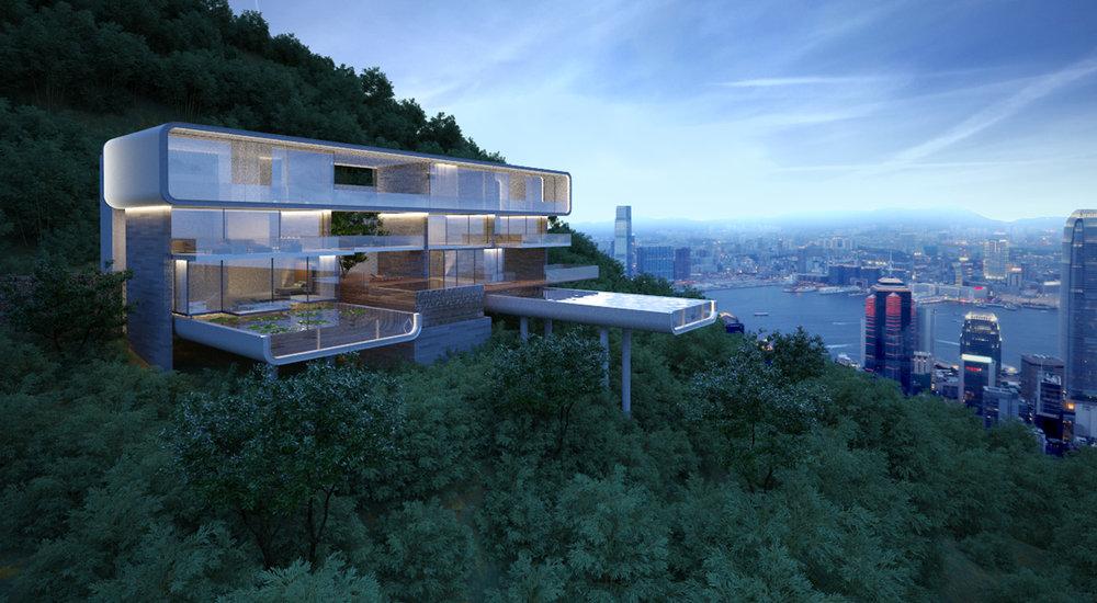 Villa , Hong kong
